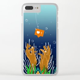 Liked Clear iPhone Case