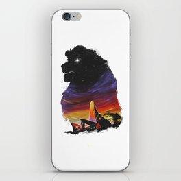 Lion King iPhone Skin