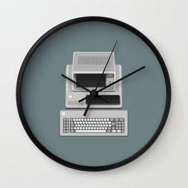 type-a-thingies pc Wall Clock