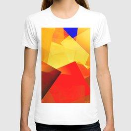 Heat over city ... T-shirt