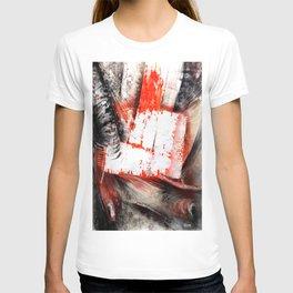 Trame Orange T-shirt
