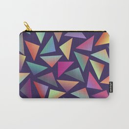 Geometric Pattern III Carry-All Pouch