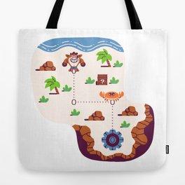 Overworld: Beach Tote Bag