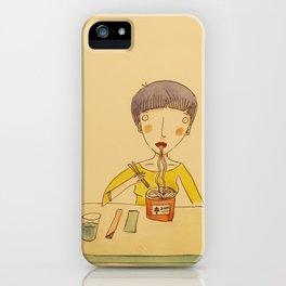 Ramen iPhone Case