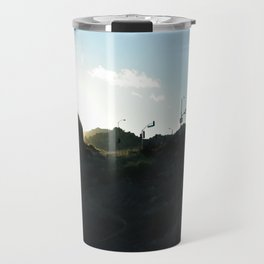 Topanga Canyon Travel Mug