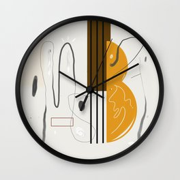 Spirit playing Wall Clock