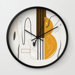 Spirit playing Wall Clock
