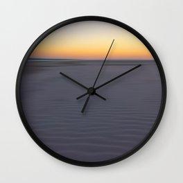 Hilton Head Island Ripples Wall Clock