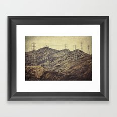 Electric and Company Framed Art Print