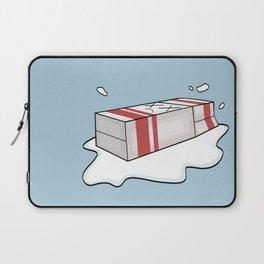 Spilt Milk Laptop Sleeve