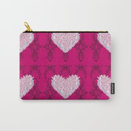 Lotus Harts Carry-All Pouch