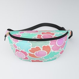 Floral 05 Fanny Pack