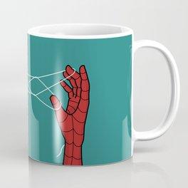 spidey hand trick Coffee Mug