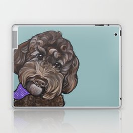 Maddie the Doodle Laptop & iPad Skin
