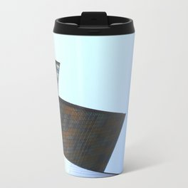 Angles Metal Travel Mug