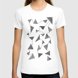 Triangle Barf T-shirt