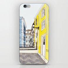 Beautiful Lisbon by Charlotte Vallance iPhone & iPod Skin