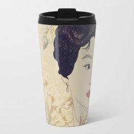 Mrs. Chan Travel Mug