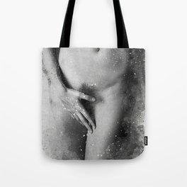 Naked Venus Tote Bag