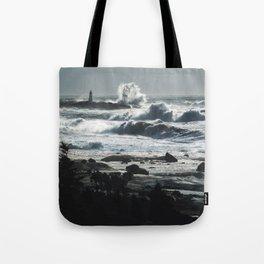 Storm of Grayson Tote Bag