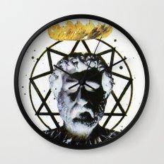 Beholder Wall Clock