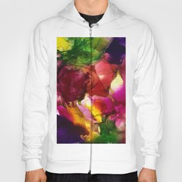 colorful barf Hoody