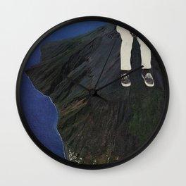 stromboli Wall Clock