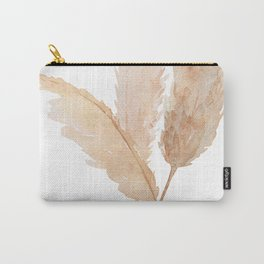 Pampas grass watercolor Carry-All Pouch