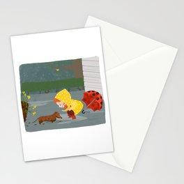 muddy Stationery Cards