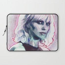 Atomic blonde Laptop Sleeve