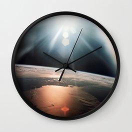 Apollo 7 - Florida Peninsula Wall Clock