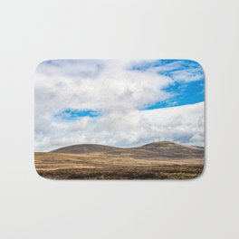 Rolling Irish Hills Bath Mat
