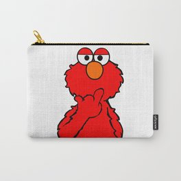 Elmo Doesn't Give an F Carry-All Pouch