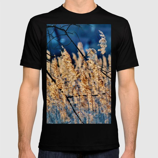 My blue reed dream - photography T-shirt