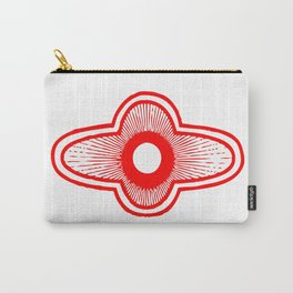 Healing Symbol Carry-All Pouch