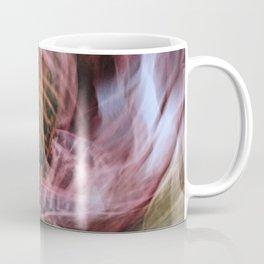 Abstract Hypnotic Garden Coffee Mug