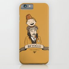 Beyoglu, İstanbul iPhone 6s Slim Case