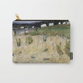 Binz auf Rügen (Dusk) (1903) by Wassily Kandinsky Carry-All Pouch