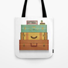staycation Tote Bag