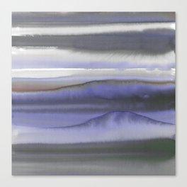 Mystic Dream Deep Blue Canvas Print