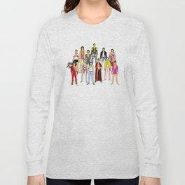 Planet Mercury Long Sleeve T-shirt