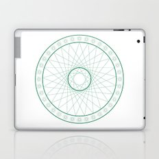 Anime Magic Circle 6 Laptop & iPad Skin