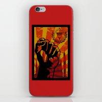 propaganda iPhone & iPod Skins featuring Propaganda I by blurdvizionz