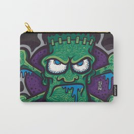 TURN THE CRANK, IT'S TIME FOR FRANK! Carry-All Pouch