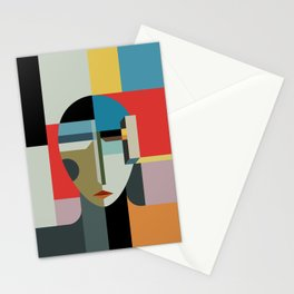 WOMAN OF WHEN Stationery Cards