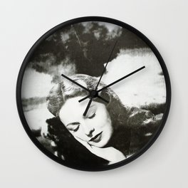 Complacency Wall Clock