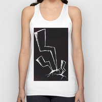 flash Tank Tops featuring Flash! by Iotara
