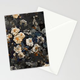 Midnight Garden XII Stationery Cards