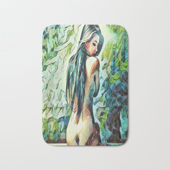 The Glance Bath Mat