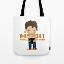 Wolf Scout Tote Bag